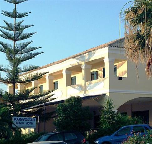 Karavostasi Beach Hotel - dream vacation