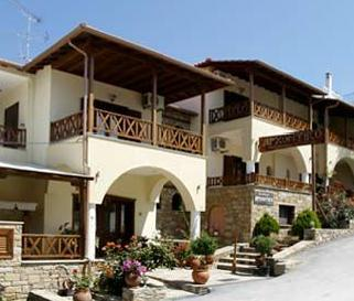 Archontiko Ammouliani - dream vacation