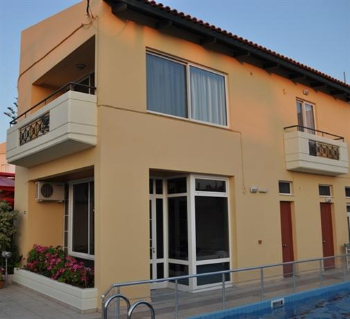 Anna Apartments Agia Marina Crete - dream vacation