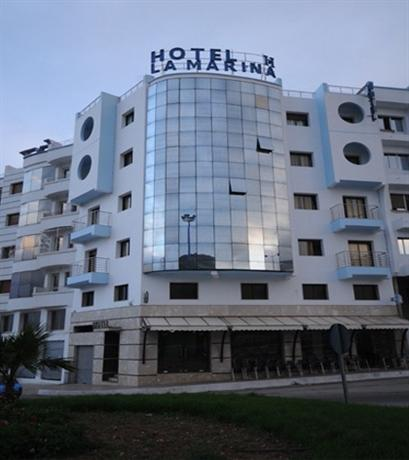 Hotel La Marina Al Hoceima