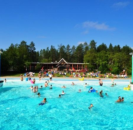 First Camp Lulea - dream vacation