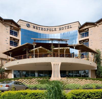 Metropole Hotel Kampala - dream vacation