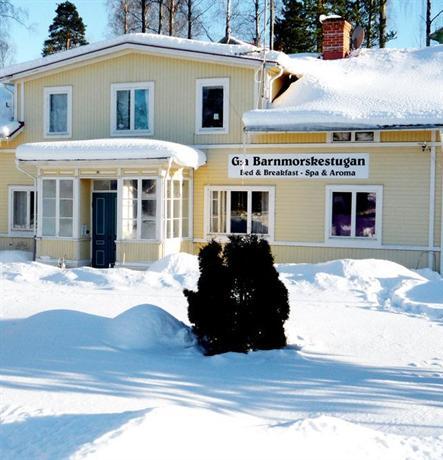 Gamla Barnmorskestugan - dream vacation