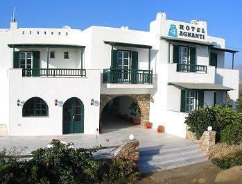 Hotel Agnanti Agia Anna - dream vacation