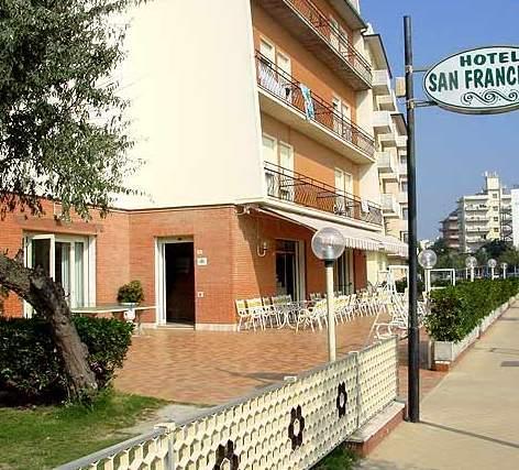 Hotel San Francisco Lido Di Savio - dream vacation