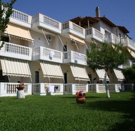 Poseidonia Pansion Hotel Amarynthos - dream vacation
