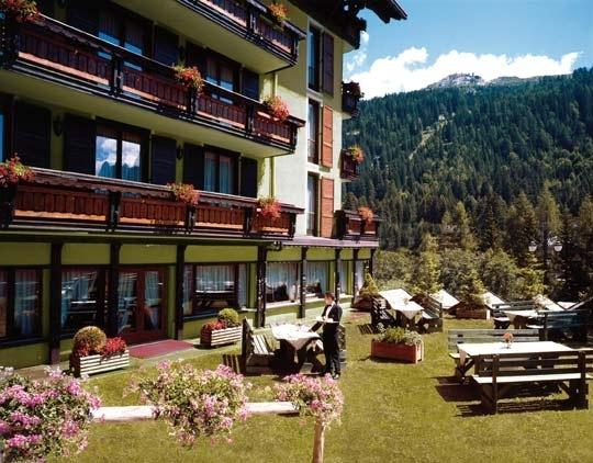Hotel Splendid Pinzolo - dream vacation