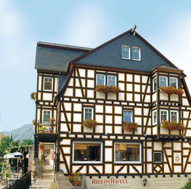 Rhein Hotel - dream vacation