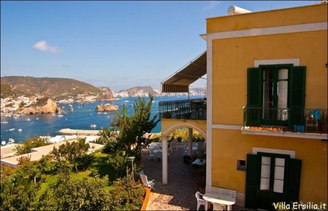 Villa Ersilia Ponza - dream vacation