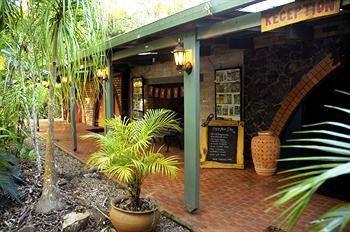 Photo: Cedar Park Rainforest Resort