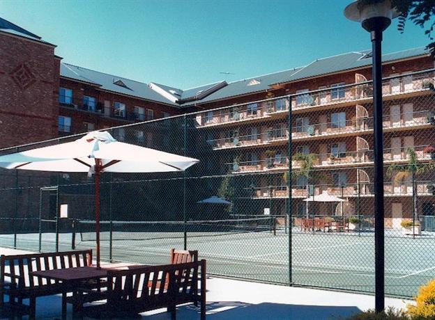 Photo: Carrington Gardens Apartments