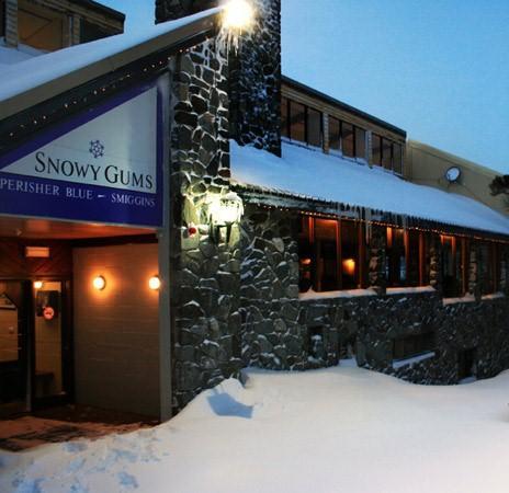 Snowy Gums Chalet