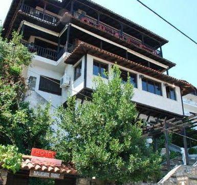 Chalet Castello Guesthouse Palaios Panteleimonas - dream vacation