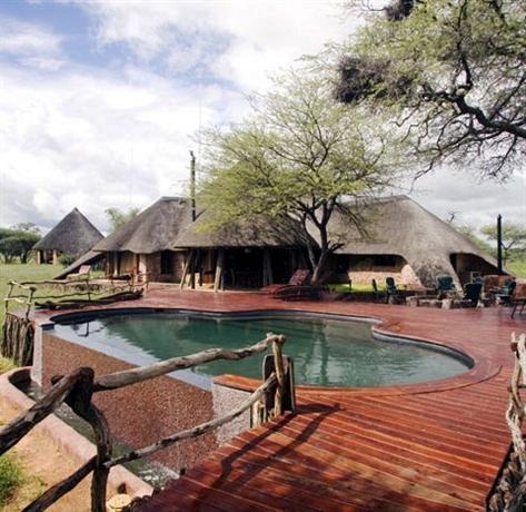 Okonjima Bush Camp Otjiwarongo - dream vacation