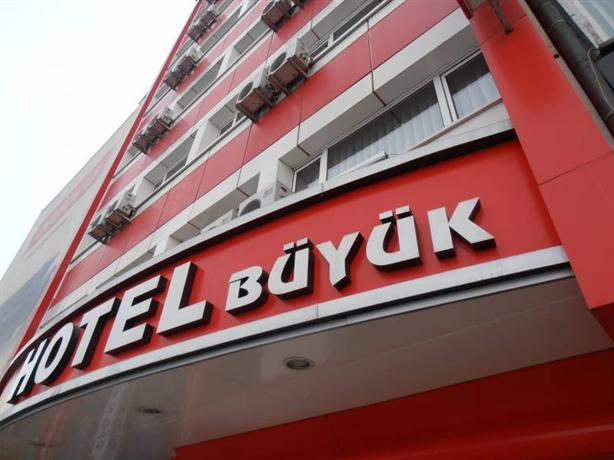 Buyuk Hotel Kayseri - dream vacation