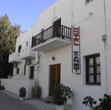 Hotel Zannet - Paros - Auberge