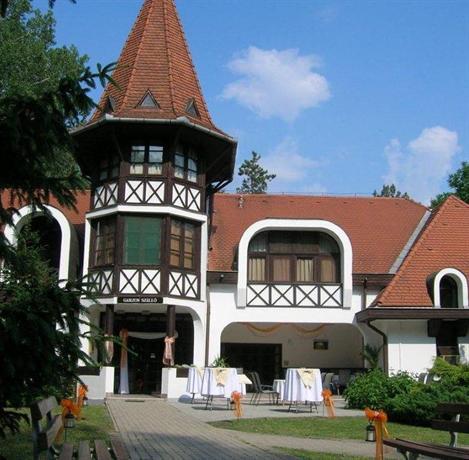 Fenyves Wellness Hotel Bekescsaba - dream vacation