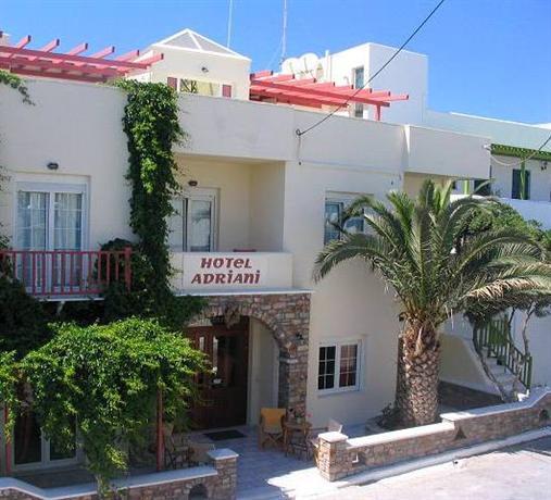 Hotel Adriani - Naxos -