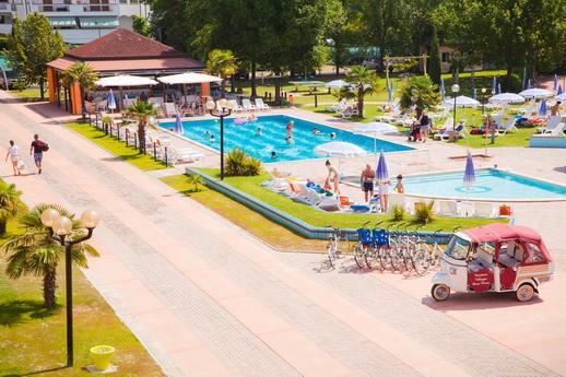 Residence Duna Rossa Caorle - dream vacation