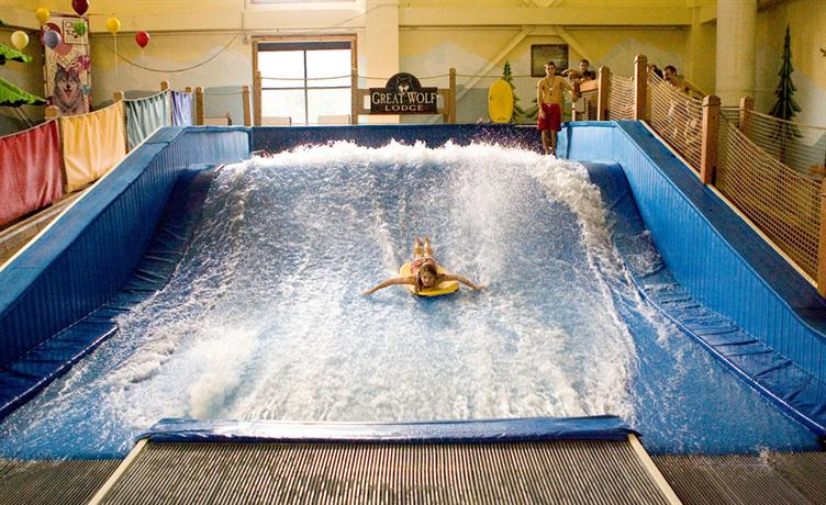 Great Wolf Lodge - Williamsburg - Virginia Is For Lovers  |Great Wolf Williamsburg