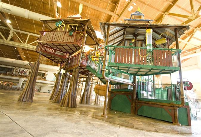 My Stay At The Great Wolf Lodge In Williamsburg, Virginia ...  |Great Wolf Williamsburg