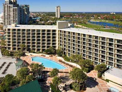 Distance From Hilton Sandestin To Sandestin Beach And Golf Resort