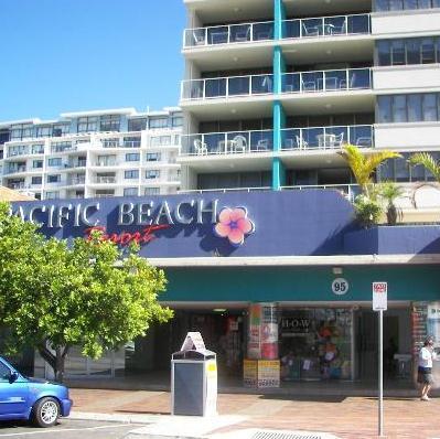 Photo: Pacific Beach Resort