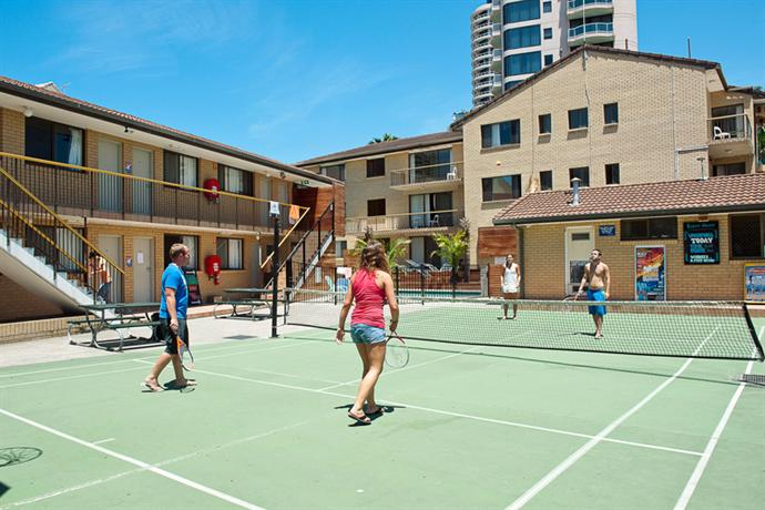 Photo: Surfers Paradise Backpackers Resort