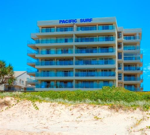 Photo: Pacific Surf Absolute Beachfront Apartments