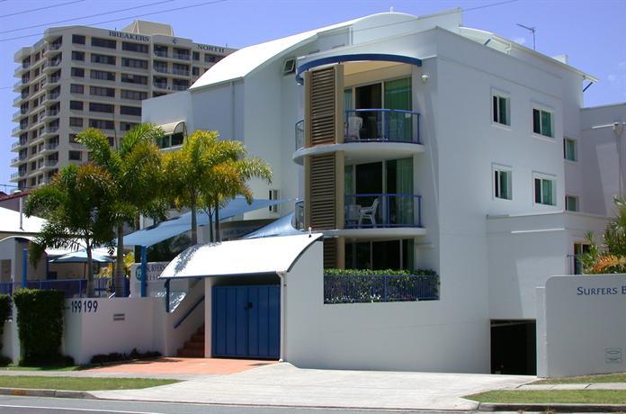 Photo: Surfers Beach Resort One