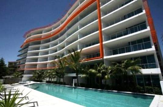 Photo: Silvershore Apartments on the Broadwater