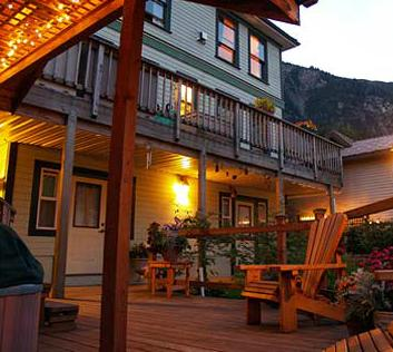 Alaska\'s Capital Inn Bed and Breakfast - dream vacation