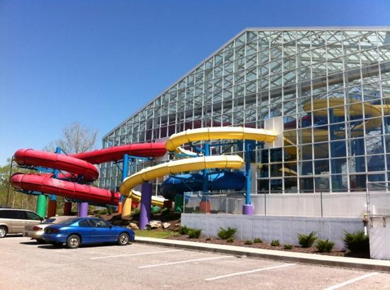 French lick indiana water park would