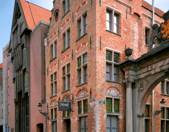 Martin\'s Brugge - dream vacation