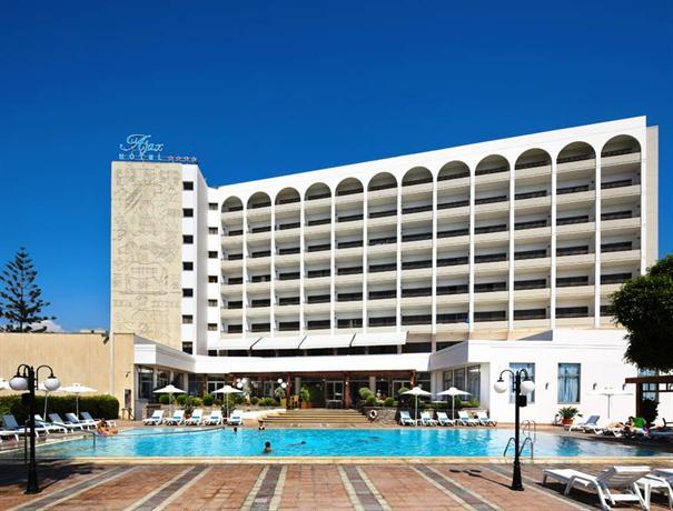 Ajax Hotel Limassol Отель Аджакс Лимасол