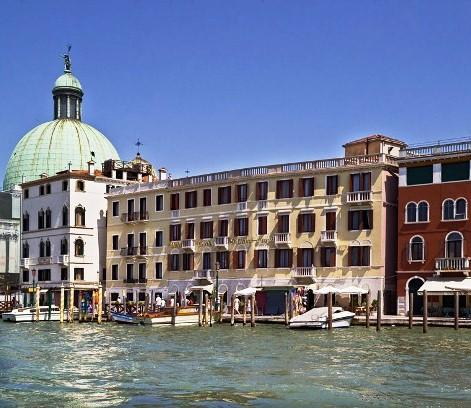 Hotel Carlton on the Grand Canal - dream vacation