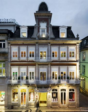 Grande Hotel Do Porto - Porto -