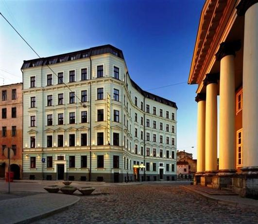 Hanza Hotel Riga - dream vacation