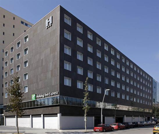 Holiday Inn Express Barcelona City 22@ - dream vacation
