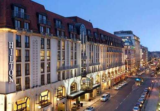 Hilton Hotel Berlin - dream vacation