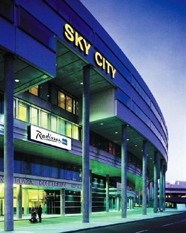 Radisson Blu SkyCity Hotel - dream vacation