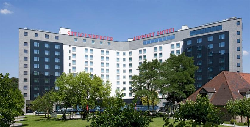 Steigenberger Airport Hotel - dream vacation