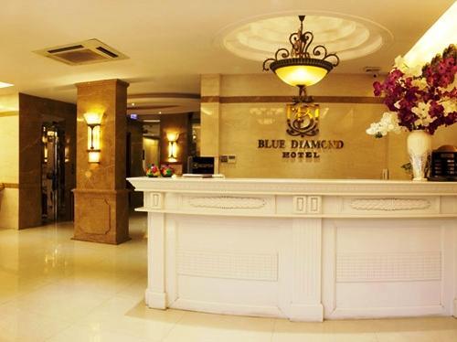 Blue Diamond Hotel - Ho Chi Minh Ville -