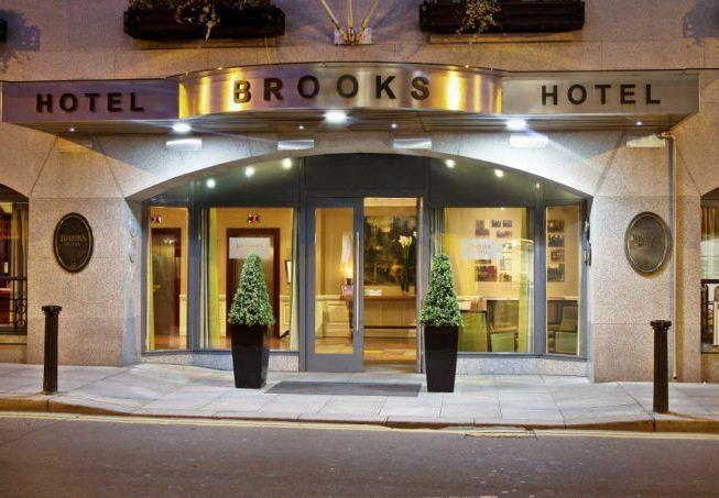 Brooks Hotel - dream vacation