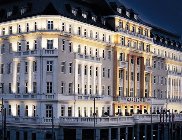 Radisson Blu Carlton Hotel Bratislava - Bratislava -