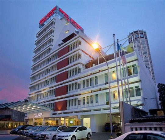 Hotel Sentral Georgetown - dream vacation
