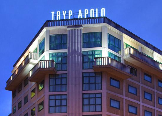 Tryp Barcelona Apolo - dream vacation