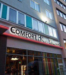 Comfort Hotel Xpress Youngstorget - dream vacation
