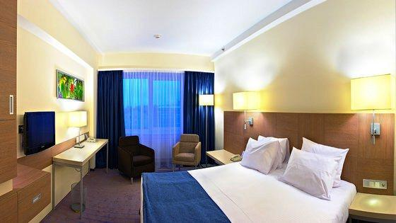 Отель Holiday Inn St. Petersburg Moskovskye Vorota