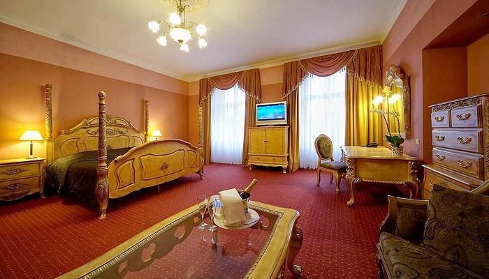 Hotel Garden Palace Отель Гарден Пэлэс